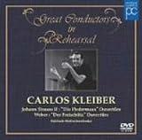 名指揮者の軌跡Vol.1 クライバーの《こうもり》序曲/《魔弾の射手》序曲 [DVD] 画像