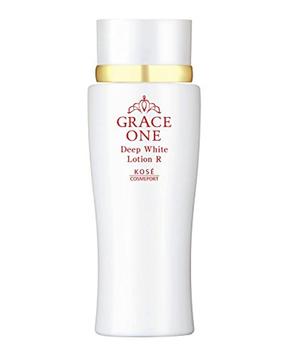 下品出くわす計算可能(医薬部外品) KOSE コーセー グレイスワン 薬用美白 ディープホワイト ローション (とてもしっとり 化粧水) 180ml