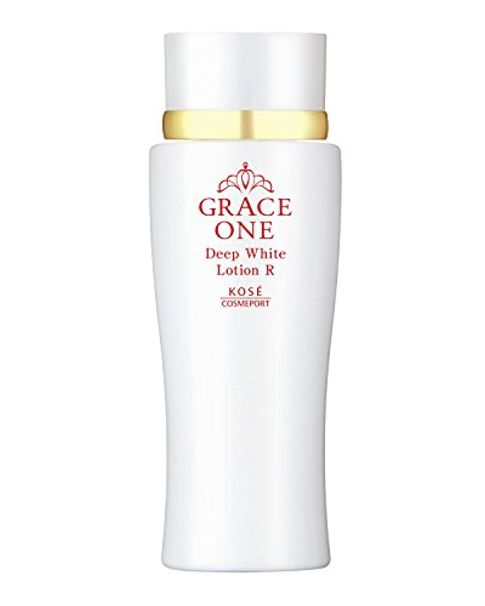 乳コンクリート乳(医薬部外品) KOSE コーセー グレイスワン 薬用美白 ディープホワイト ローション (とてもしっとり 化粧水) 180ml