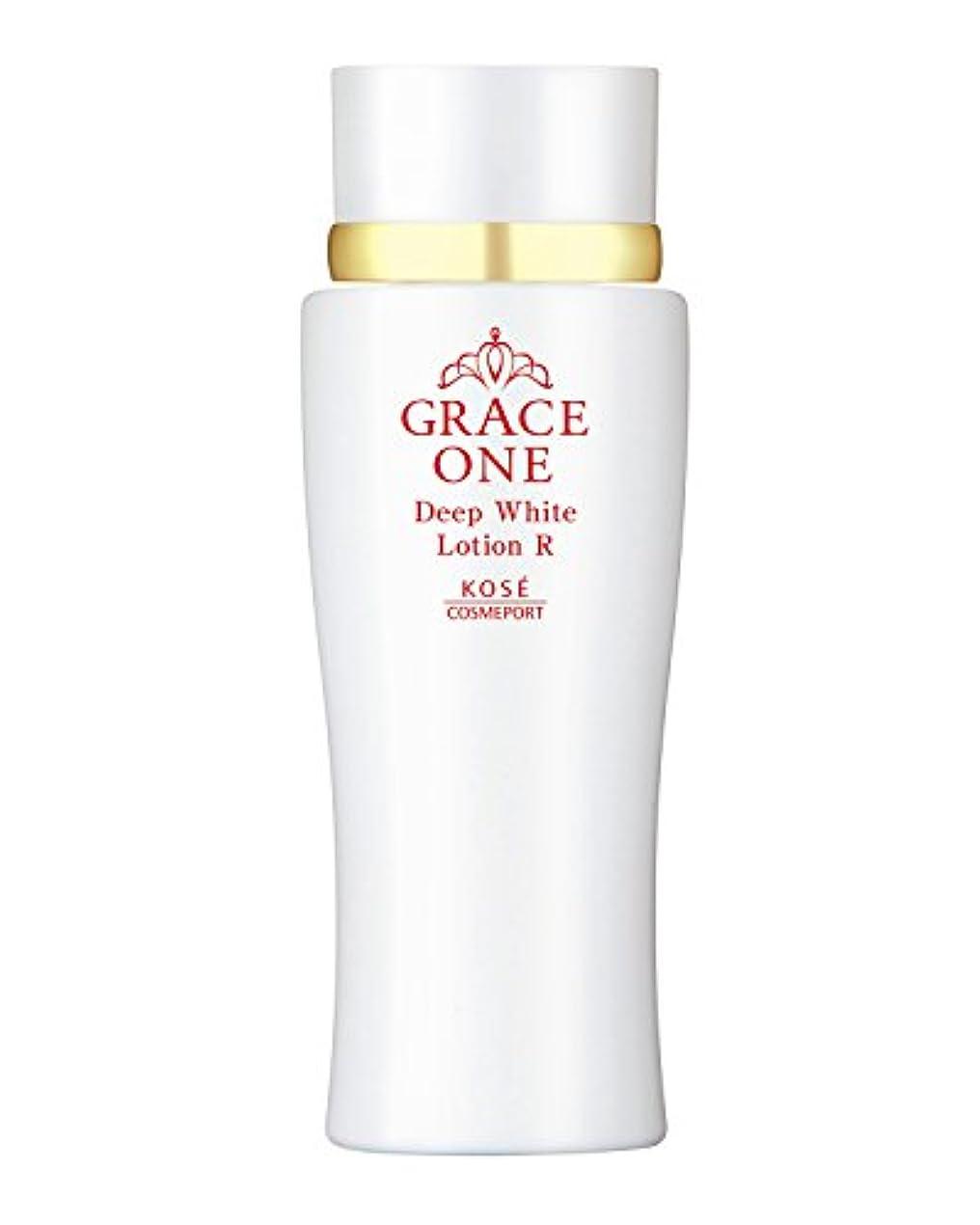 ハッピー永遠の不名誉(医薬部外品) KOSE コーセー グレイスワン 薬用美白 ディープホワイト ローション (とてもしっとり 化粧水) 180ml