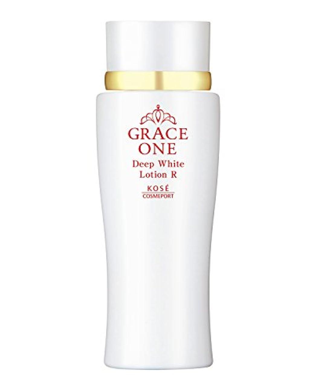 感じる倫理(医薬部外品) KOSE コーセー グレイスワン 薬用美白 ディープホワイト ローション (とてもしっとり 化粧水) 180ml