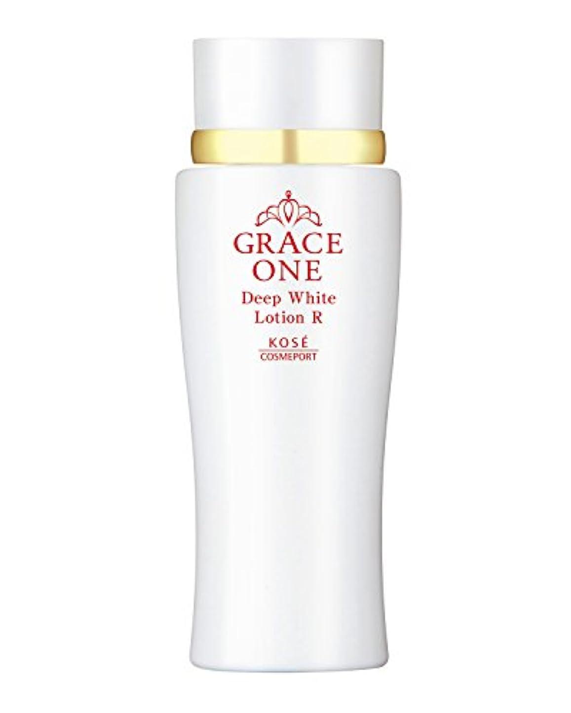 頼むフェリーすばらしいです(医薬部外品) KOSE コーセー グレイスワン 薬用美白 ディープホワイト ローション (とてもしっとり 化粧水) 180ml