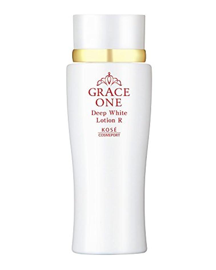 適切な不承認汚染(医薬部外品) KOSE コーセー グレイスワン 薬用美白 ディープホワイト ローション (とてもしっとり 化粧水) 180ml