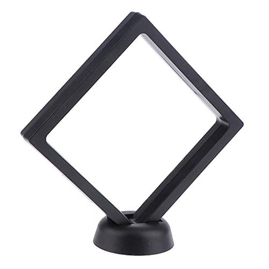 程度日没部分的B Baosity ネイルアート 展示用 ボード ネイルサロン ネイルヒント ディスプレイスタンド 2色選べ - ブラック