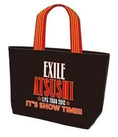 EXILE ATSUSHI IT'S SHOW TIME!! ツアーグッズ エコバッグ 大