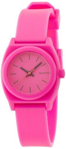 [ニクソン]NIXON SMALL TIME TELLER P: HOT PINK NA425221-00 レディース 【正規輸入品】