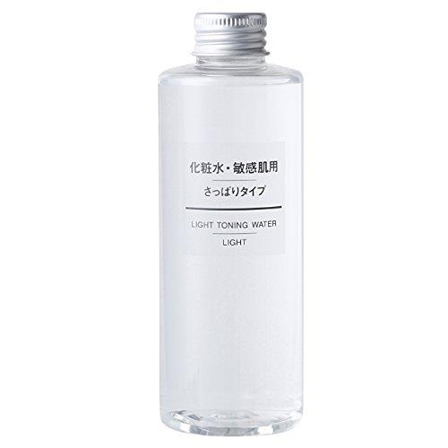 無印良品 化粧水 敏感肌用 さっぱりタイプ 200ml