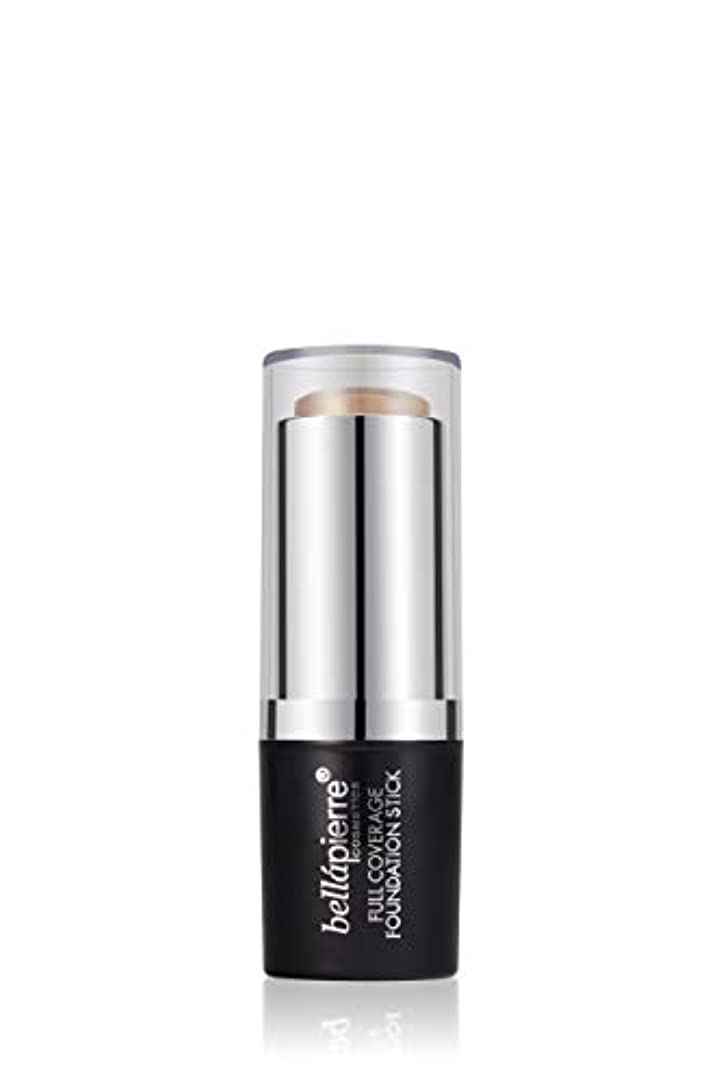 ヘビー太い垂直Bellapierre Cosmetics Full Coverage Foundation Stick - # Medium 10g/0.35oz並行輸入品