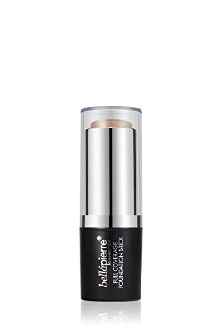 上下する緊張するスタックBellapierre Cosmetics Full Coverage Foundation Stick - # Medium 10g/0.35oz並行輸入品