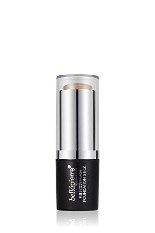 故意に涙マイナスBellapierre Cosmetics Full Coverage Foundation Stick - # Medium 10g/0.35oz並行輸入品