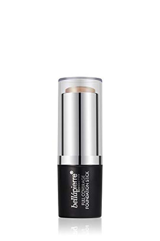 愛人エンディングフィットBellapierre Cosmetics Full Coverage Foundation Stick - # Medium 10g/0.35oz並行輸入品