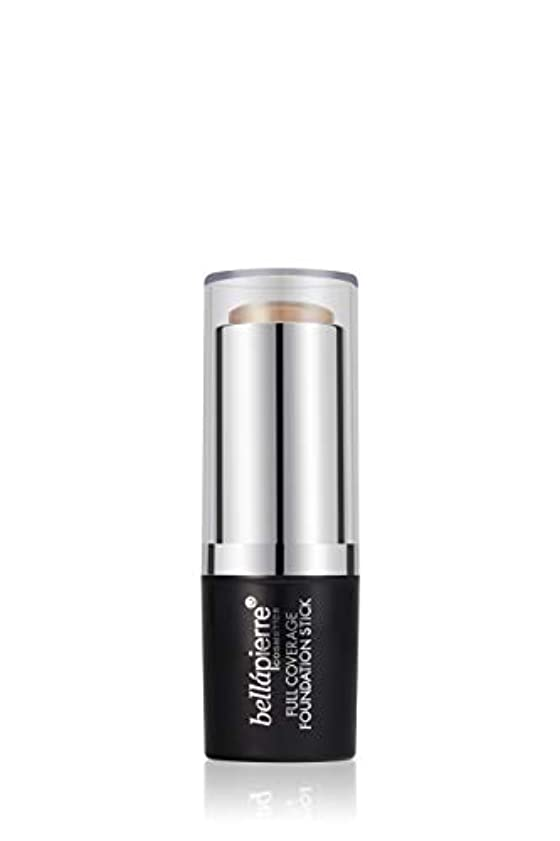 時間とともに無駄リブBellapierre Cosmetics Full Coverage Foundation Stick - # Medium 10g/0.35oz並行輸入品