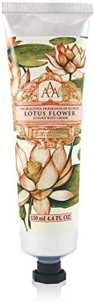 AAA Lotus Flower Luxury Body Cream, 130 Milliliter
