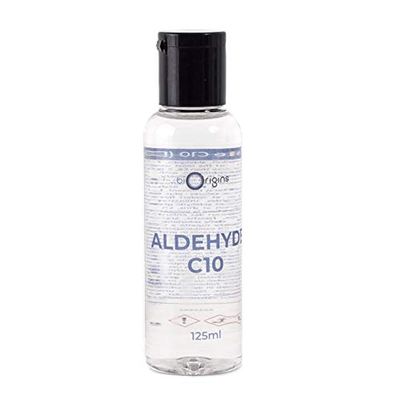 排気日常的にぴったりMystic Moments | Aldehyde C10 (Decanal) - 125ml