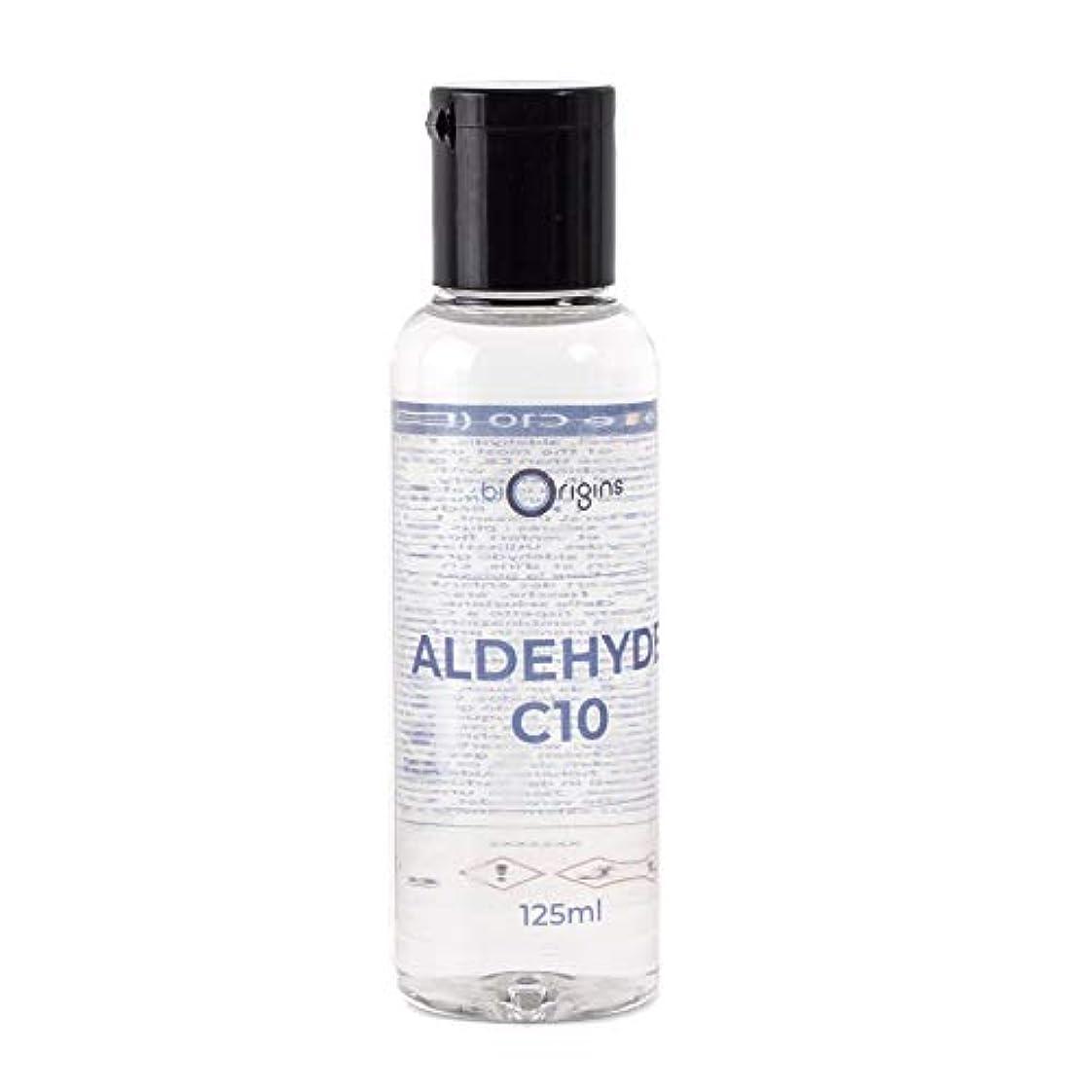 唯物論ヘッジ完璧Mystic Moments | Aldehyde C10 (Decanal) - 125ml