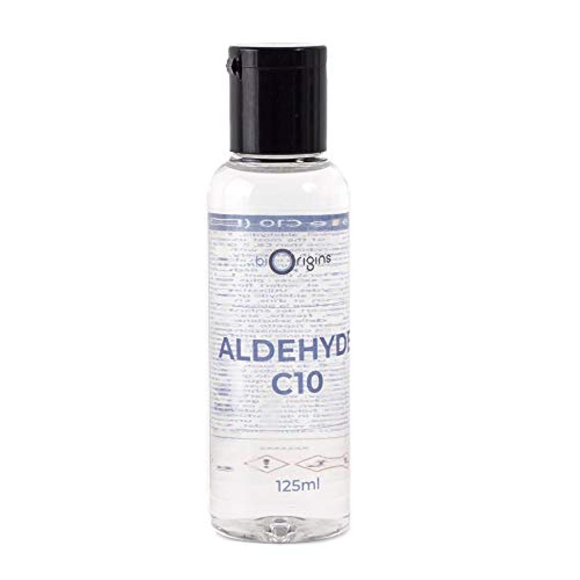 汗音声学試みMystic Moments | Aldehyde C10 (Decanal) - 125ml