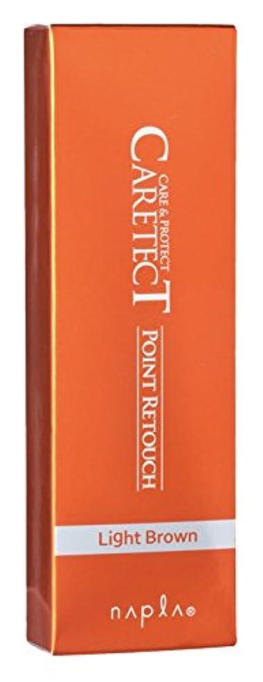 エレクトロニック裕福な割合ナプラ ケアテクト ポイントリタッチ ライトブラウン 15ml