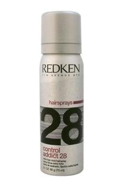 服パケット文字通りREDKEN レッドケンコントロールアディクト28 /レッドケンエクストラハイホールド髪2.0オズスプレー(57)ML) 2オンス