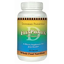 FlexProtex-D Flex Protex Joint Pain(120 Capsules) by ITV Ventures [並行輸入品]