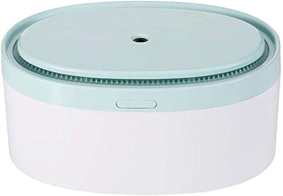 一時解雇するポジション通常SOTCE アロマディフューザー加湿器電気エッセンシャルオイル超音波霧化技術満足のいく解決策 (Color : Blue)