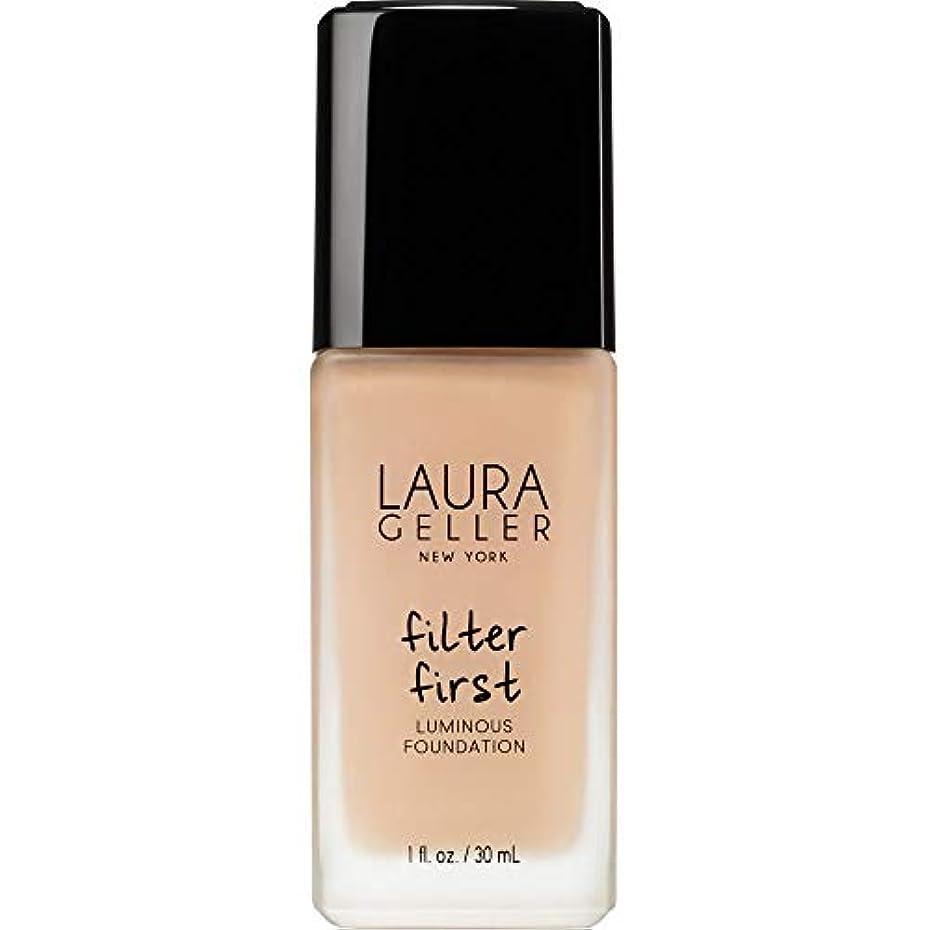 伝統金銭的な実際に[Laura Geller] ローラ?ゲラーは、最初の発光基盤の30ミリリットルのバフをフィルタリング - Laura Geller Filter First Luminous Foundation 30ml Buff...