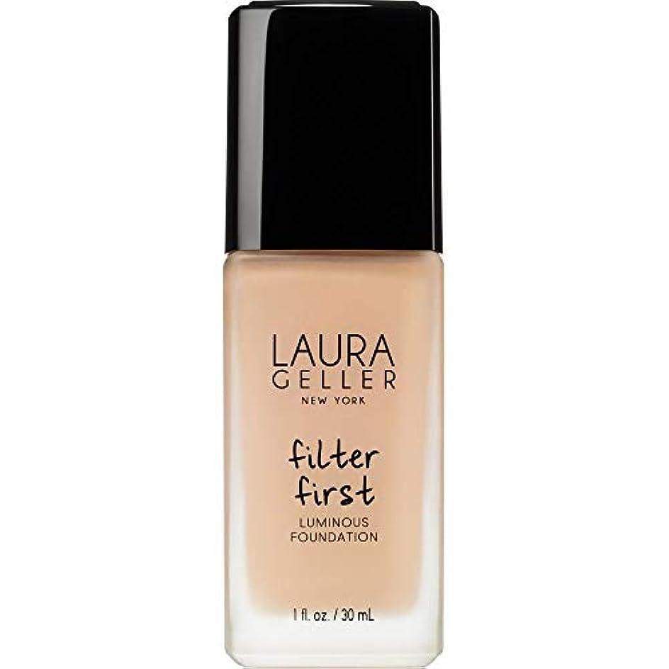 ホステス間に合わせ同様の[Laura Geller] ローラ・ゲラーは、最初の発光基盤の30ミリリットルのバフをフィルタリング - Laura Geller Filter First Luminous Foundation 30ml Buff...