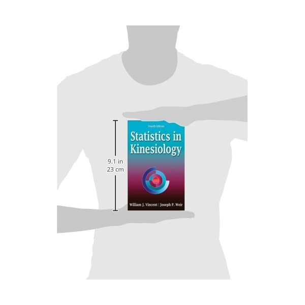 Statistics in Kinesiologyの紹介画像2