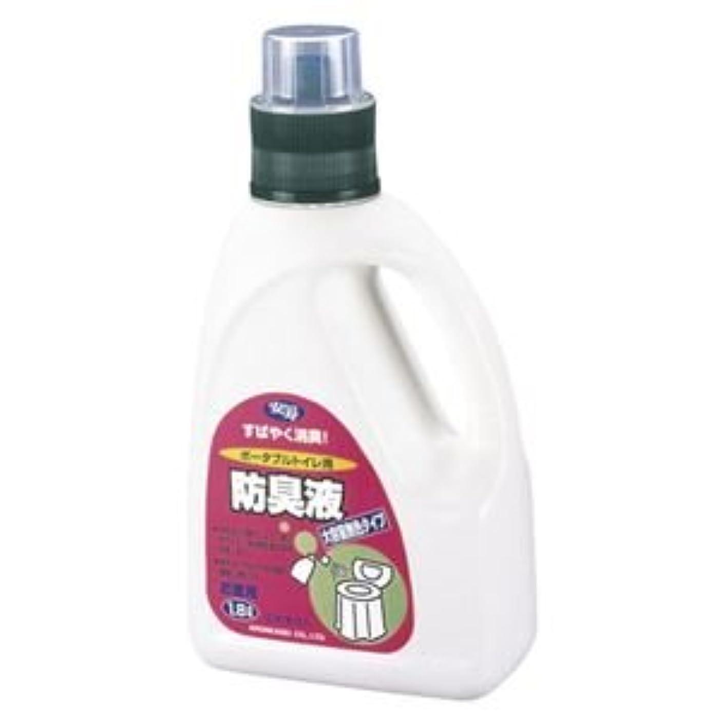 パッケージ元気な紛争アロン化成 ポータブルトイレ用防臭液 大容量無色 ds-1915713