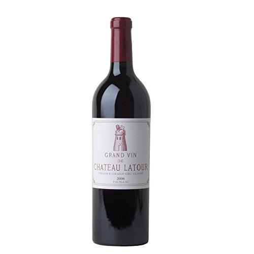 2006年シャトー・ラトゥール 750ml [フランス/赤ワイン/辛口/ミディアムボディ/1本]