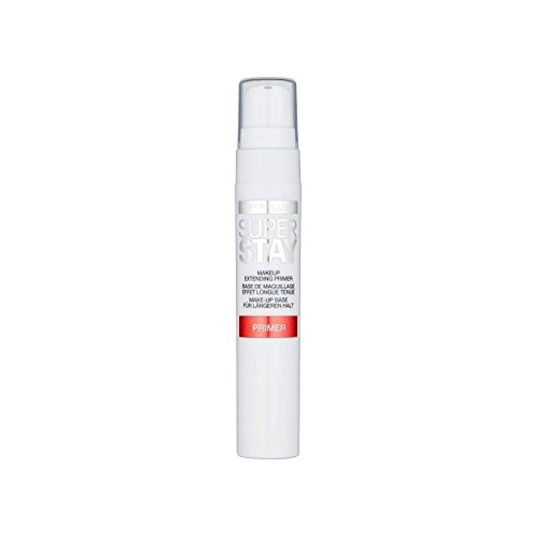 メイベリン顔 24とプライマー x4 - Maybelline Face Superstay 24H Primer (Pack of 4) [並行輸入品]