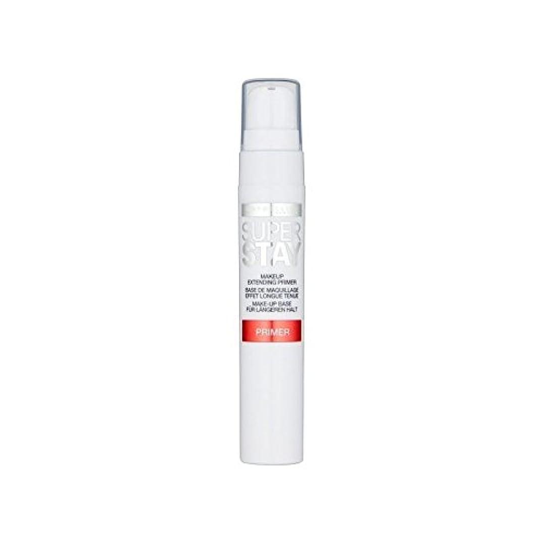 凶暴なによって子孫メイベリン顔 24とプライマー x4 - Maybelline Face Superstay 24H Primer (Pack of 4) [並行輸入品]