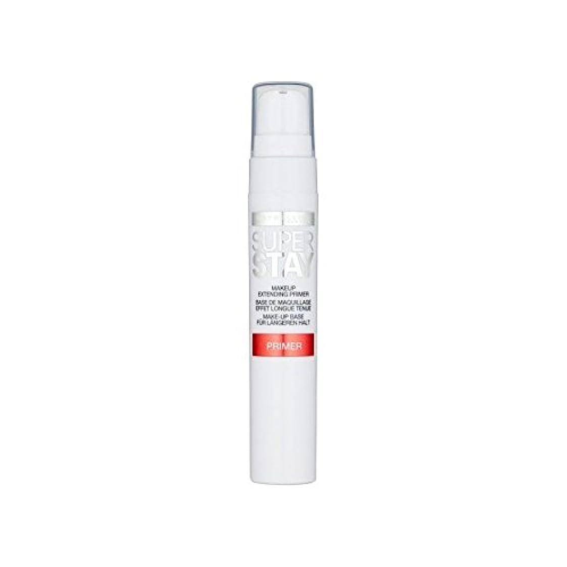 言語形成石膏メイベリン顔 24とプライマー x2 - Maybelline Face Superstay 24H Primer (Pack of 2) [並行輸入品]