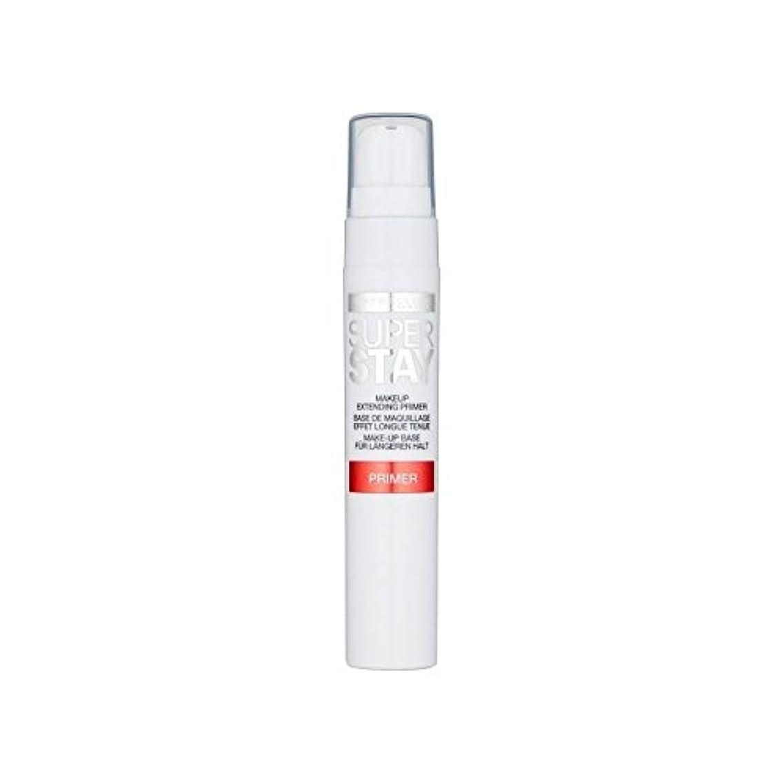 たまにピカソ皮肉Maybelline Face Superstay 24H Primer (Pack of 6) - メイベリン顔 24とプライマー x6 [並行輸入品]