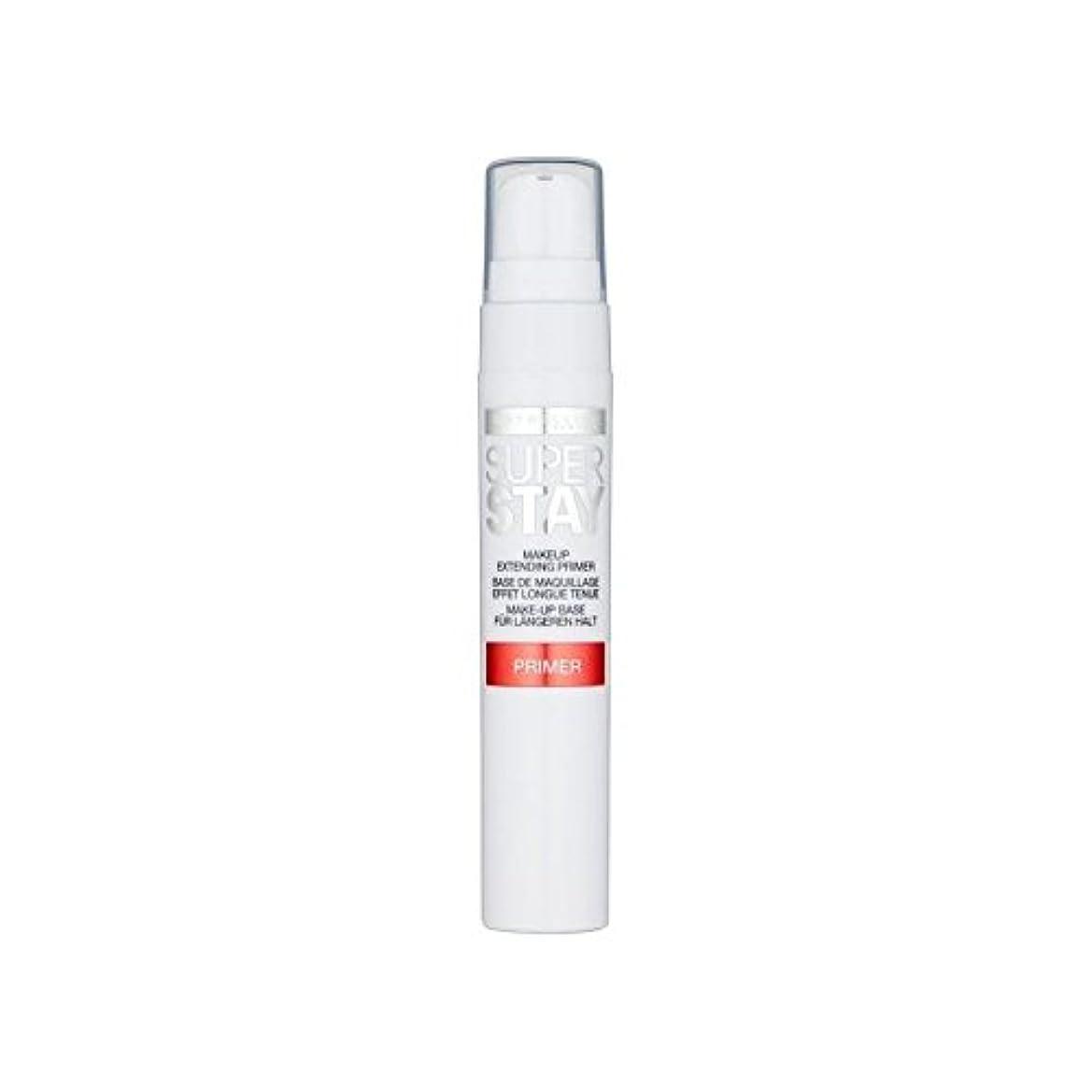 海峡重要性無傷メイベリン顔 24とプライマー x4 - Maybelline Face Superstay 24H Primer (Pack of 4) [並行輸入品]
