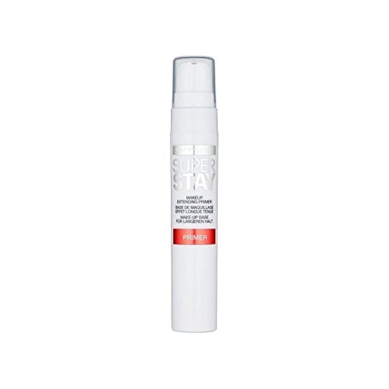 きらめき美容師ビンメイベリン顔 24とプライマー x4 - Maybelline Face Superstay 24H Primer (Pack of 4) [並行輸入品]
