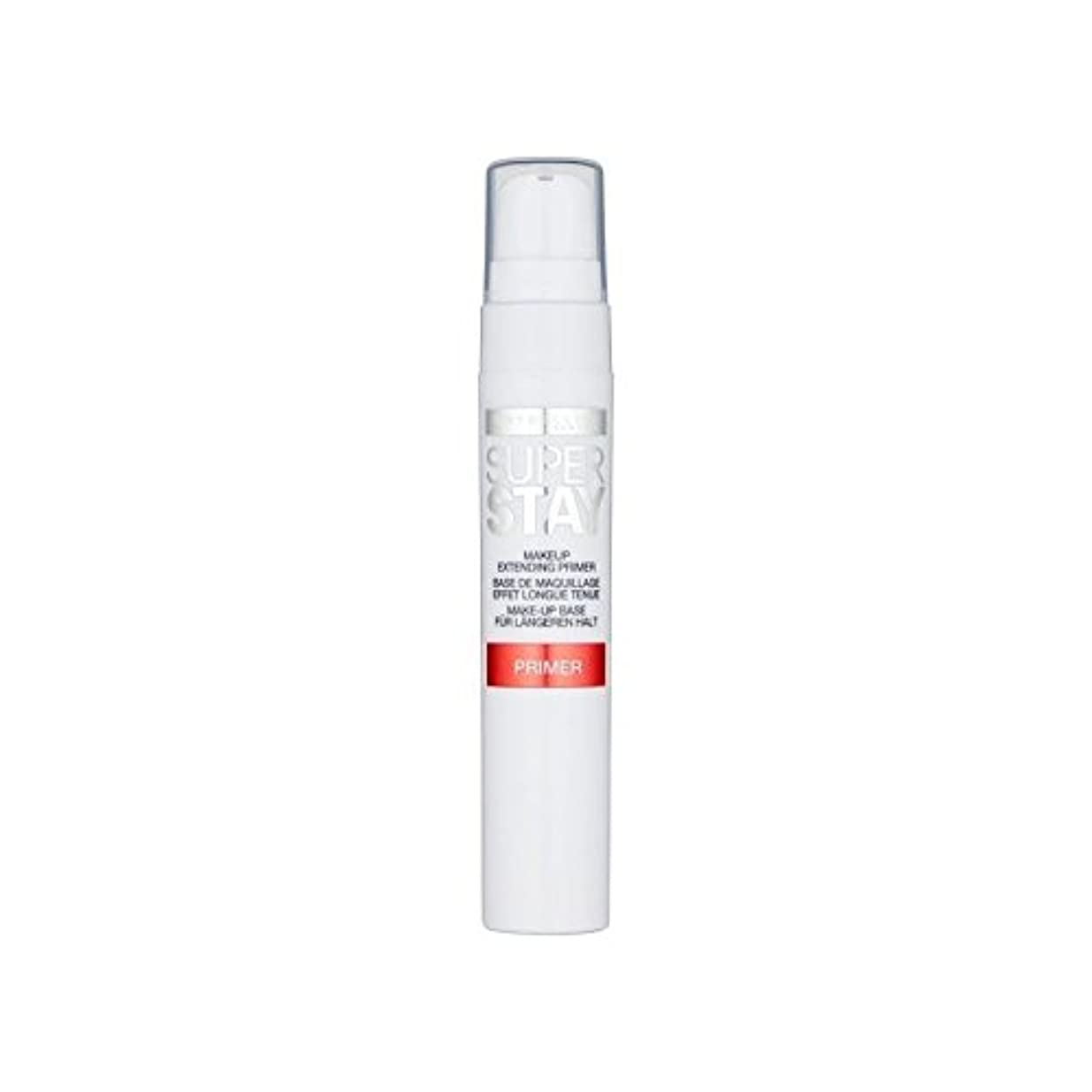 いっぱい撤退適応的Maybelline Face Superstay 24H Primer (Pack of 6) - メイベリン顔 24とプライマー x6 [並行輸入品]