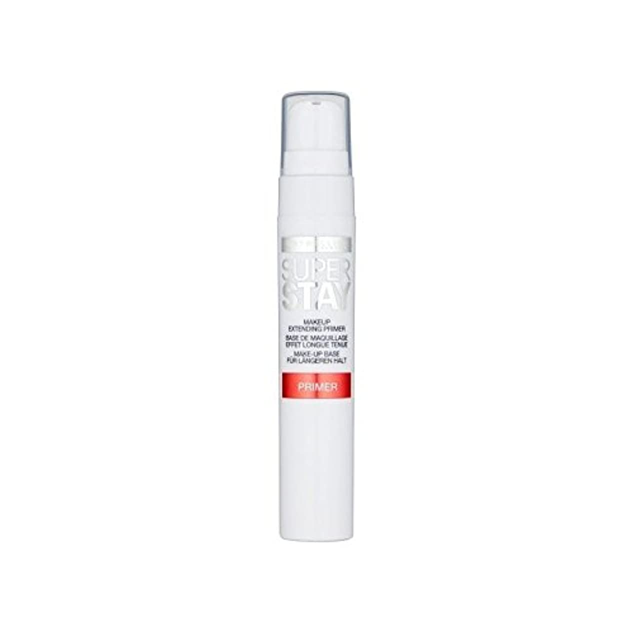 いつまろやかな上流のメイベリン顔 24とプライマー x2 - Maybelline Face Superstay 24H Primer (Pack of 2) [並行輸入品]