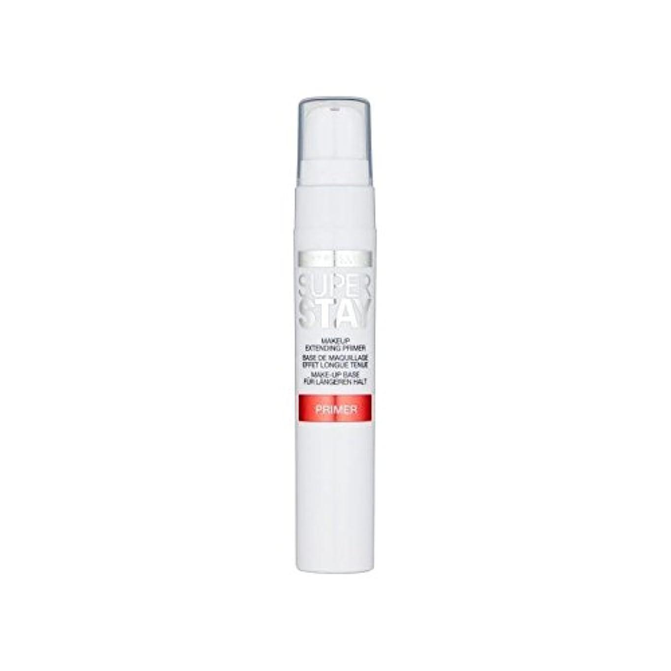 コマース全国暴徒メイベリン顔 24とプライマー x2 - Maybelline Face Superstay 24H Primer (Pack of 2) [並行輸入品]