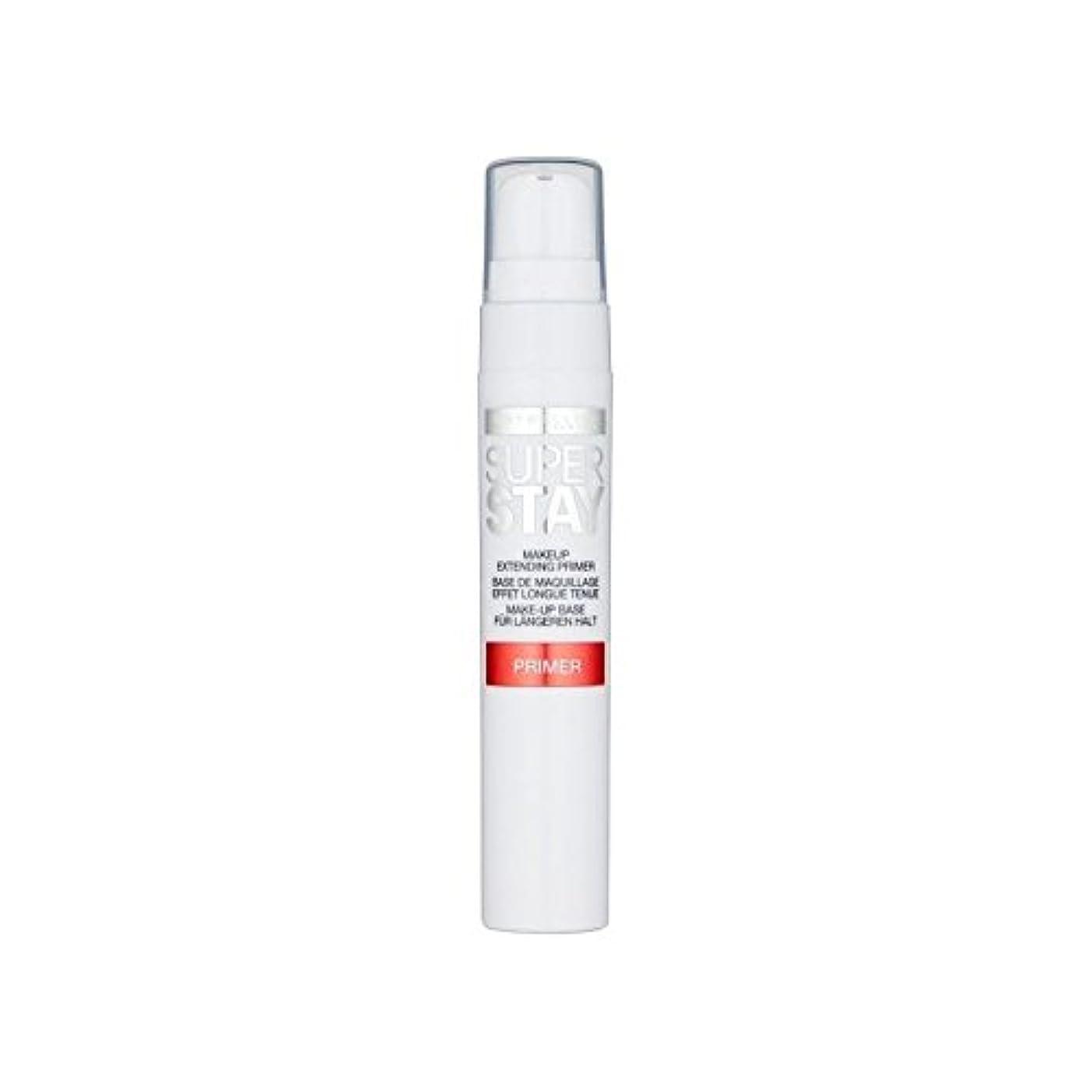 注入葉っぱ氷Maybelline Face Superstay 24H Primer - メイベリン顔 24とプライマー [並行輸入品]