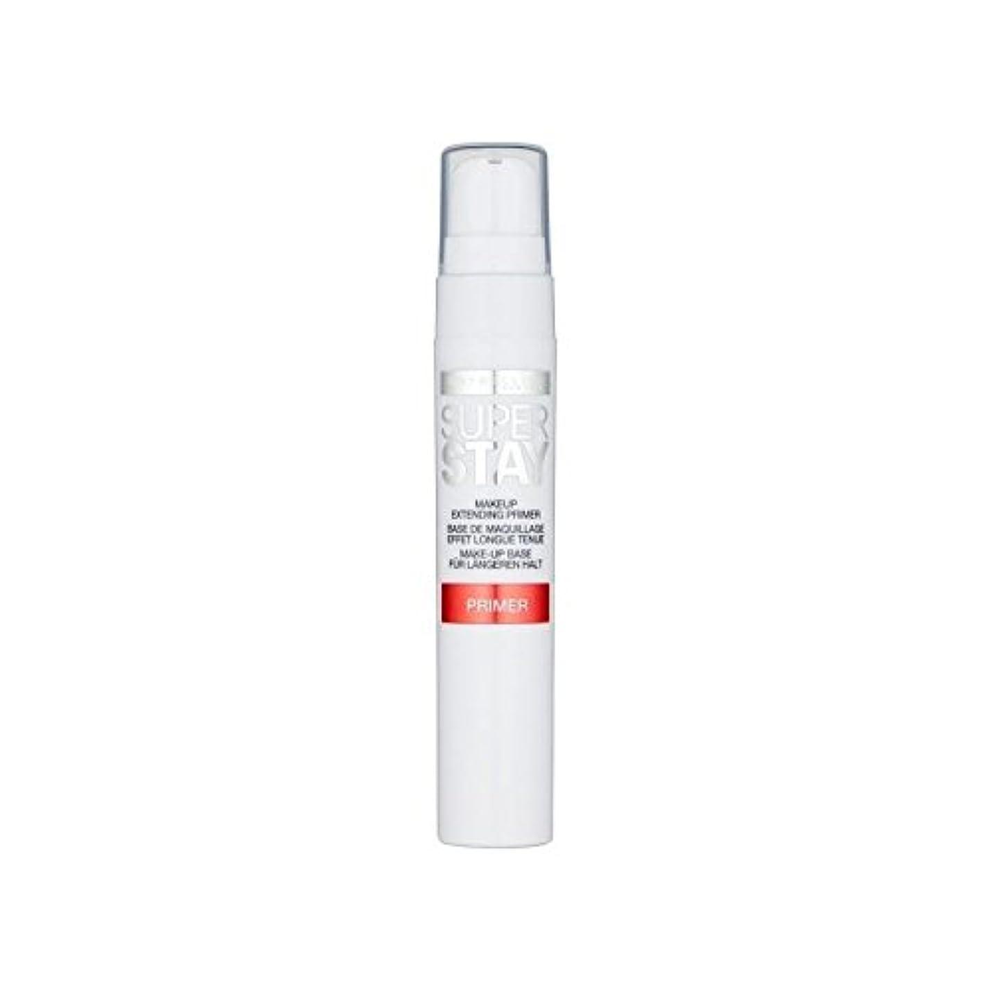 粉砕する位置づける昇るメイベリン顔 24とプライマー x4 - Maybelline Face Superstay 24H Primer (Pack of 4) [並行輸入品]