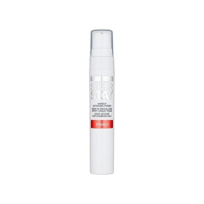 扇動する行動穀物メイベリン顔 24とプライマー x4 - Maybelline Face Superstay 24H Primer (Pack of 4) [並行輸入品]