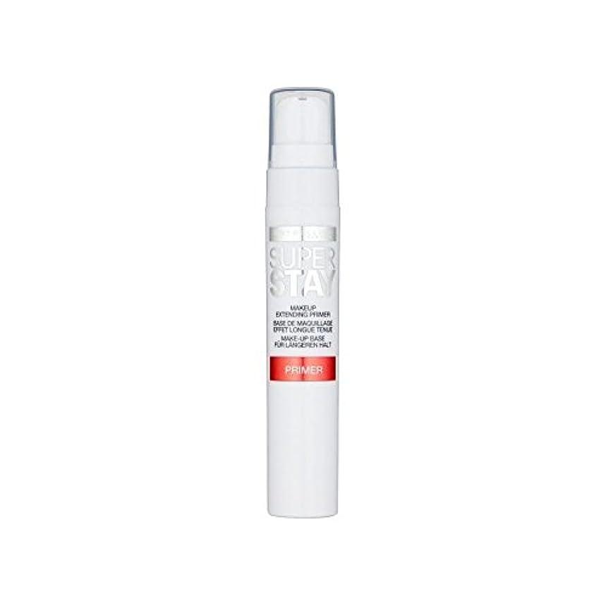 ヨーグルトスパイラルスペイン語Maybelline Face Superstay 24H Primer - メイベリン顔 24とプライマー [並行輸入品]