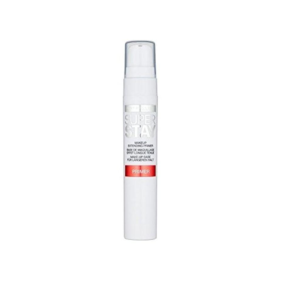 不快な展示会トランペットメイベリン顔 24とプライマー x2 - Maybelline Face Superstay 24H Primer (Pack of 2) [並行輸入品]