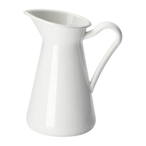 RoomClip商品情報 - ★ソッケルエールト / SOCKERART 花瓶 / ホワイト 16cm[イケア]IKEA(10191631)