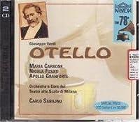 Verdi;Otello