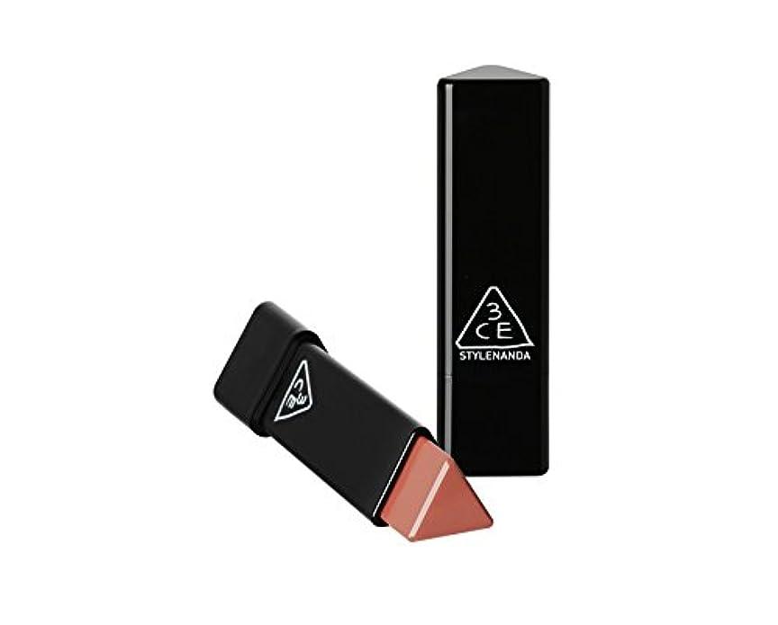 滝経歴故意の3CE スロージャム三角形口紅 3 Concept Eyes Style Nanda Glow Jam Stick Triangle Lipstick (正品?海外直送品) (Very Berry)