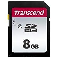 Transcend SDカード 8GB Class10 TS8GSDC300S