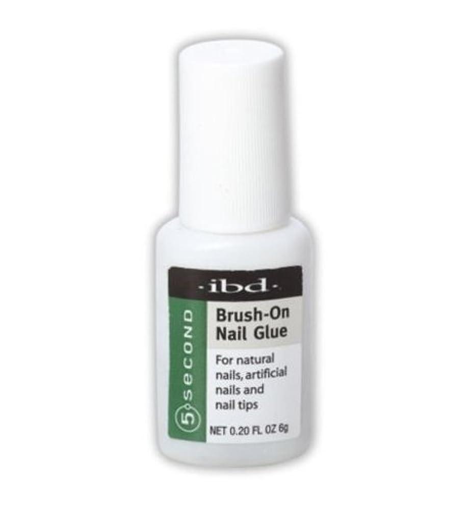 歯痛ベジタリアン進行中ibd.5セカンドブラッシュオンネイルグルー ラインストーンをつけたり ネイルチップの装着