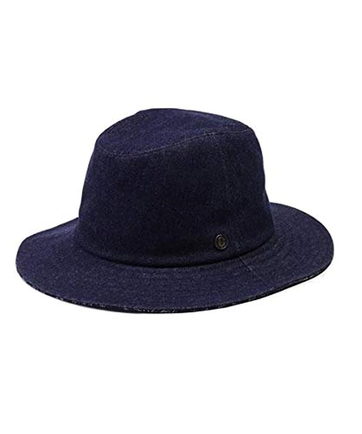 誘発する大邸宅囲いclef(クレ) INDIGO MTN HAT ITEM ID RB3542 インディゴ マウンテンハット 帽子