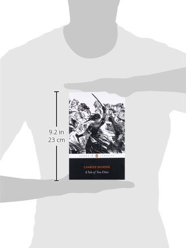 『A Tale of Two Cities (Penguin Classics)』の2枚目の画像